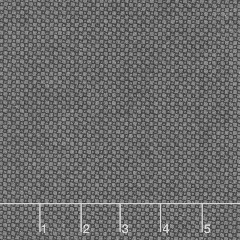Farmhouse Flannels - Honeycomb Rod Iron Yardage