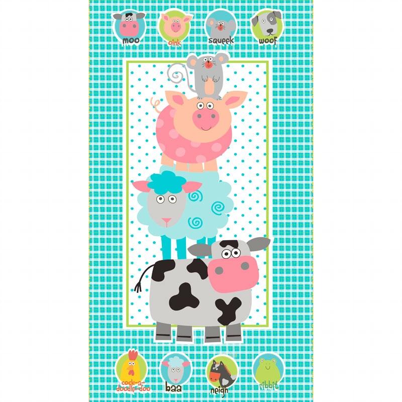 Funny Farm - Multi Panel