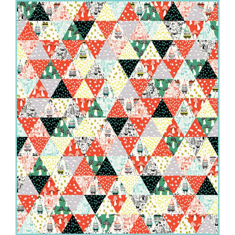 Triangularity Kit