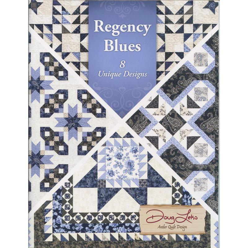 Regency Blues Book