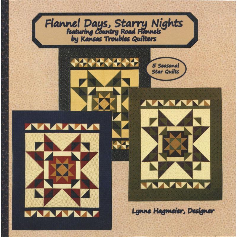 Flannel Days, Starry Nights Book