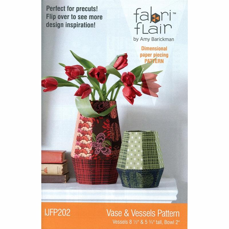 Fabriflair Vase & Vessels Pattern