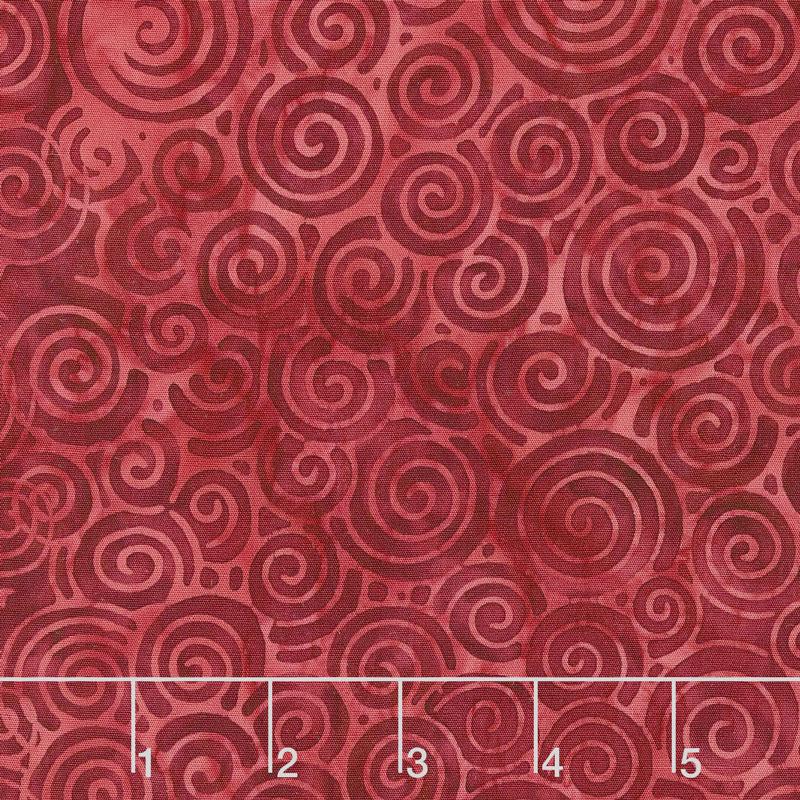 Tonga Batiks - United Jazz Patriotic Yardage