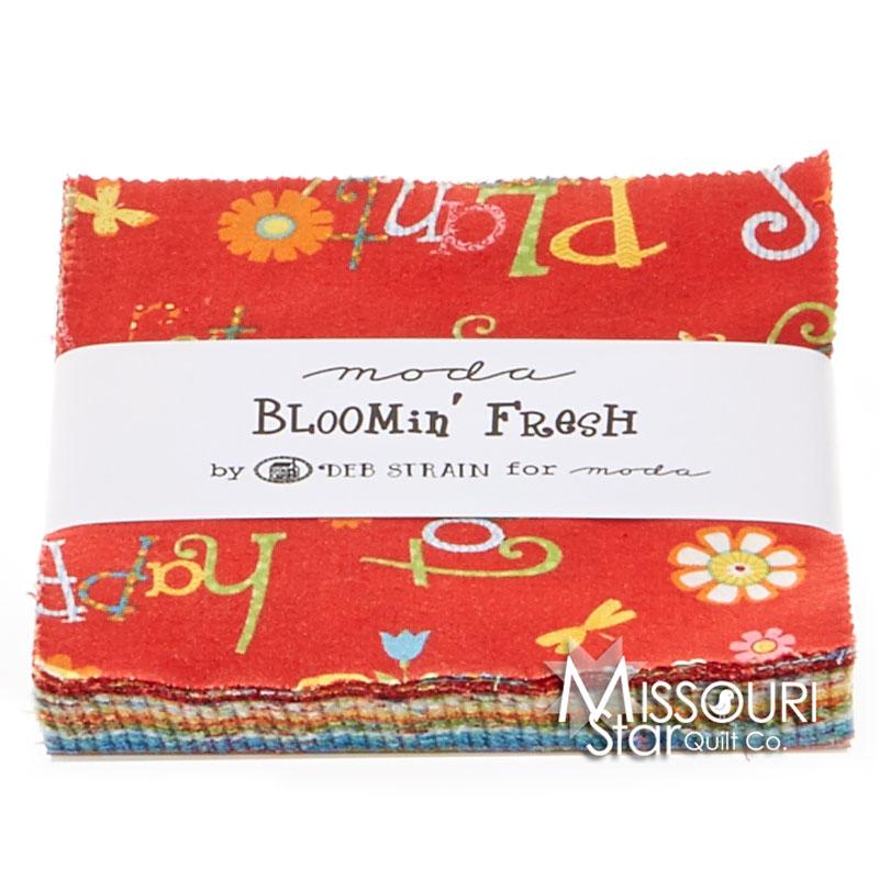 Bloomin' Fresh Charm Pack