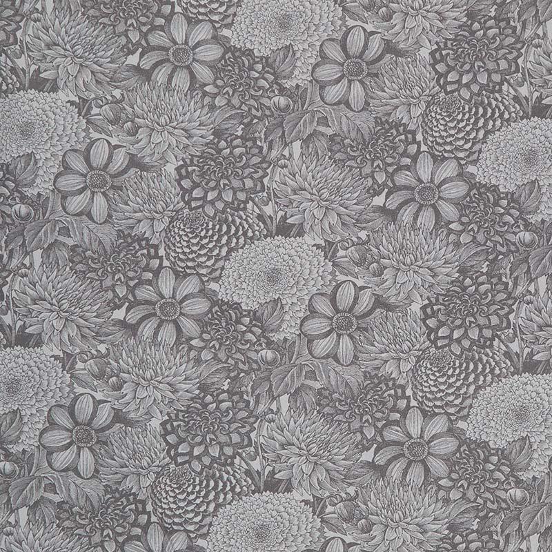 Wilmington Essentials - Floral Toile Dark Gray 108