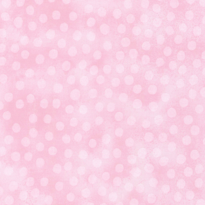 Moda Marble Dots - Light Pink Yardage