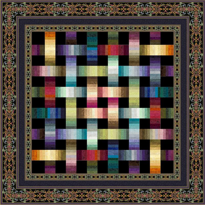 Woven Ribbons Kit Jinny Beyer Rjr Fabrics