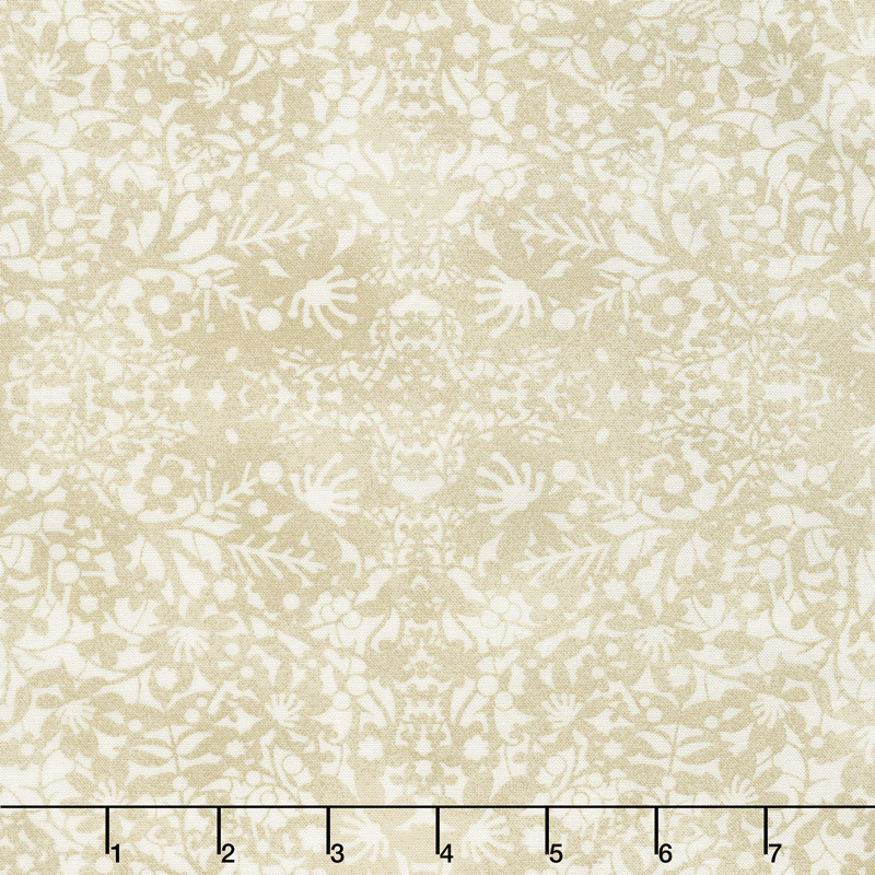 Winter Village - Winter Lace White Paper 108