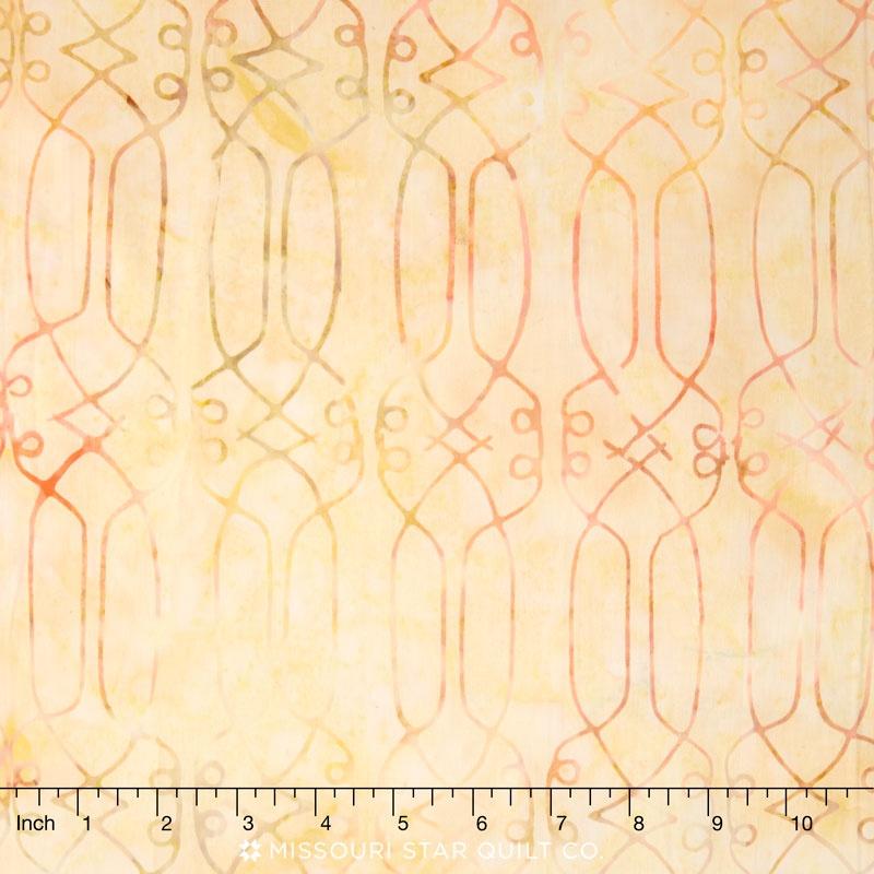 Tonga Batiks - Autumn Wire Jewelry Straw Yardage