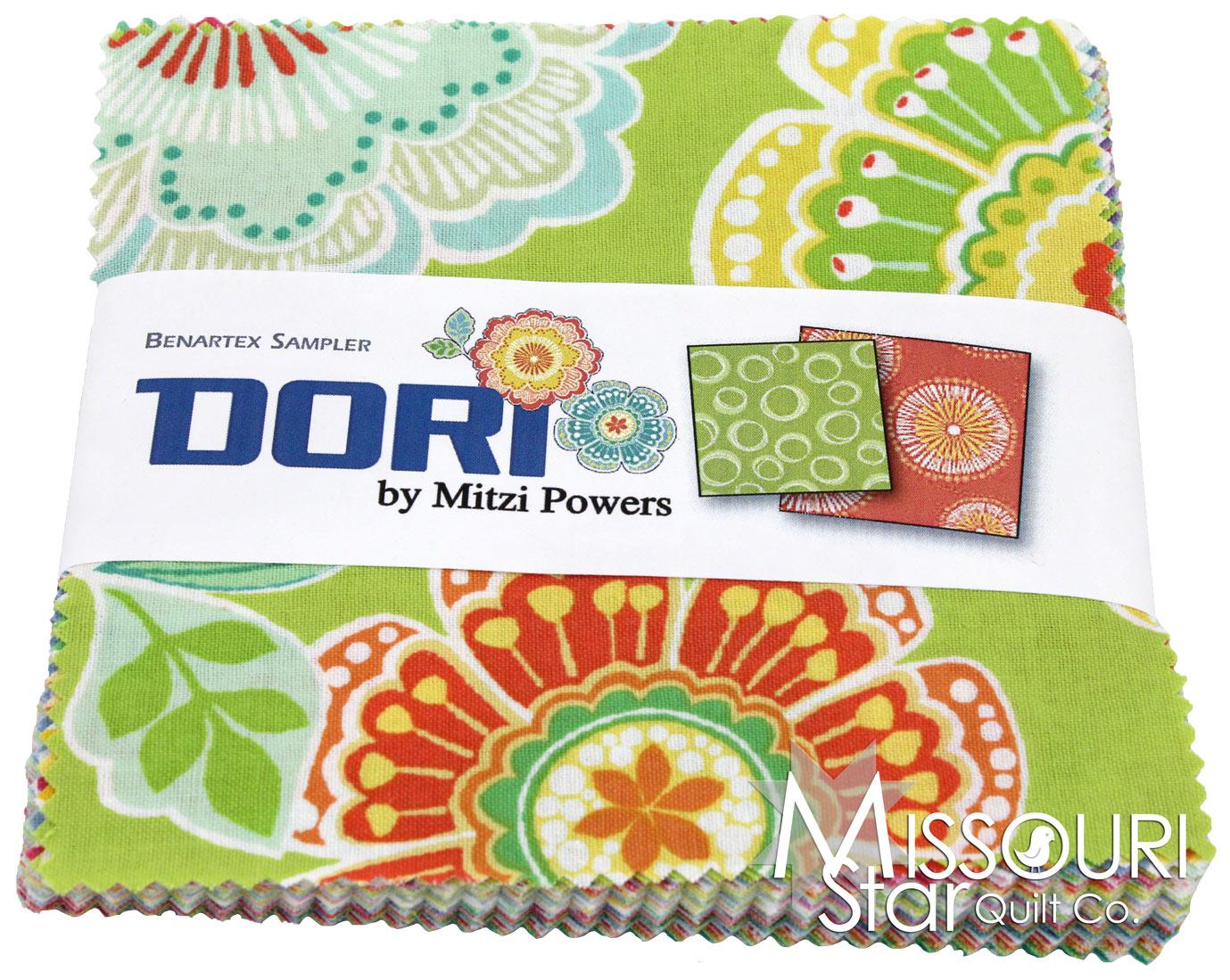 Dori Charm Pack
