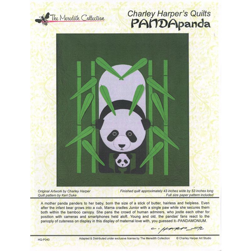 PANDApanda Pattern
