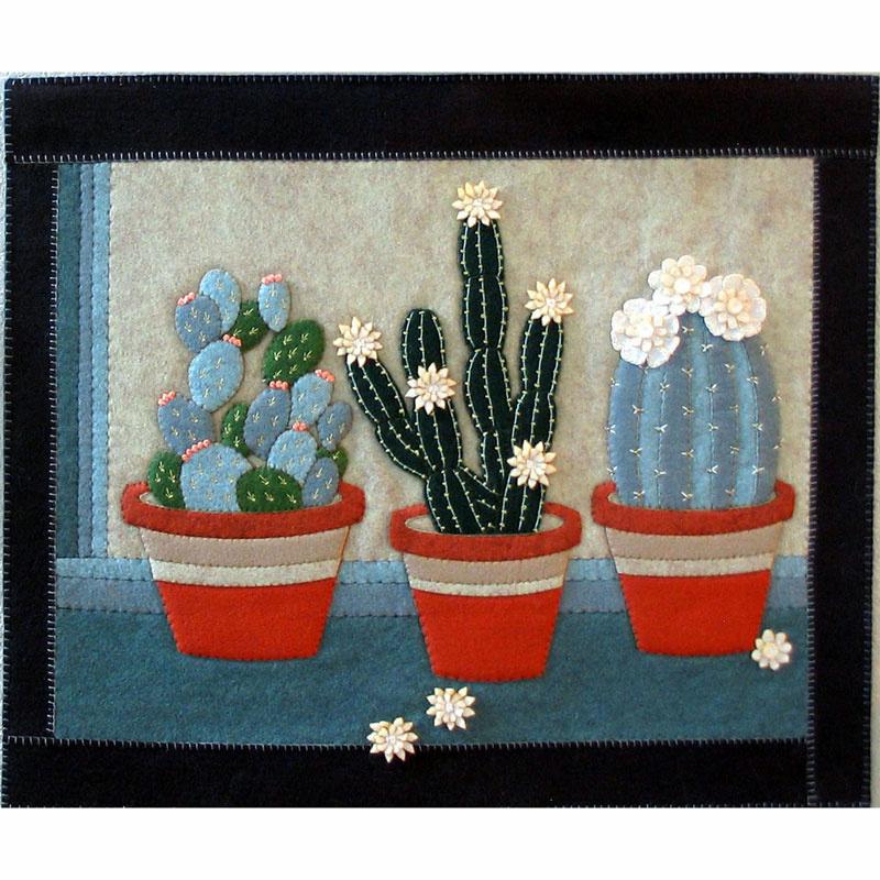 Artsi2™ Cactus Garden Wool Felt Kit