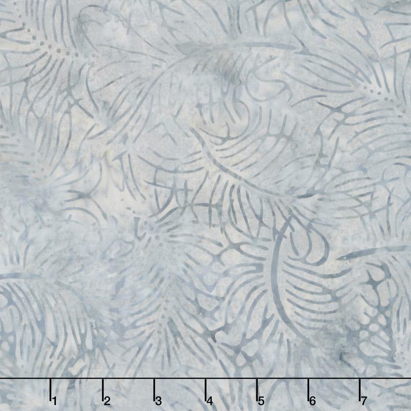 Tonga Batiks - Graphite Fossil Elephant Yardage
