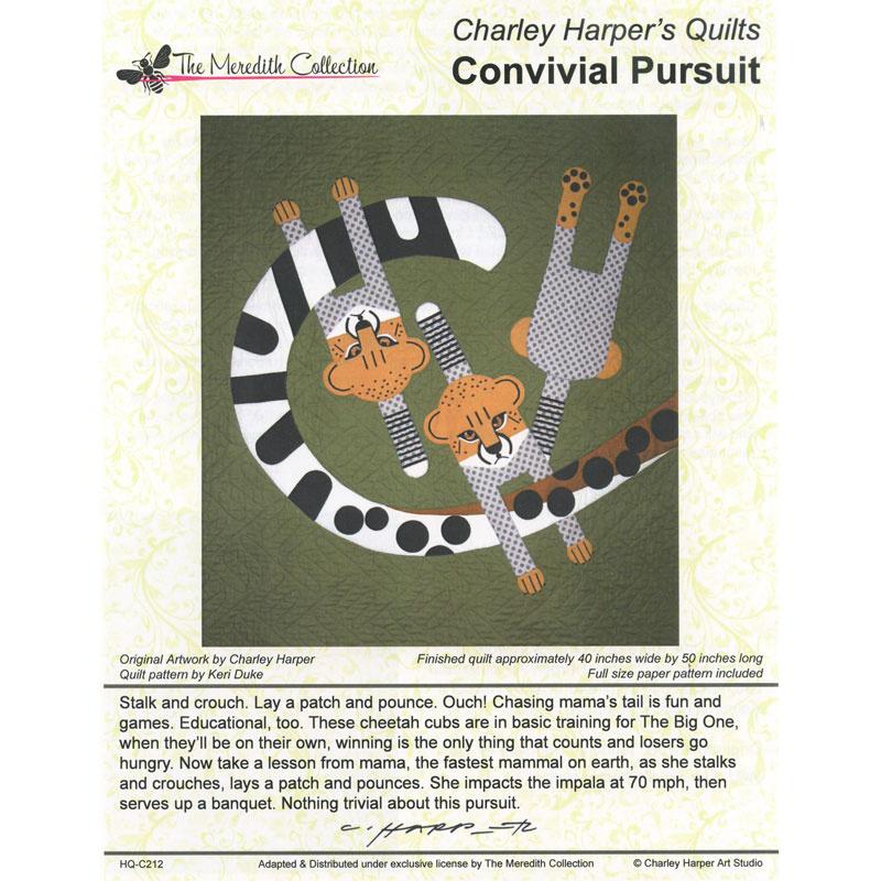 Convivial Pursuit Pattern