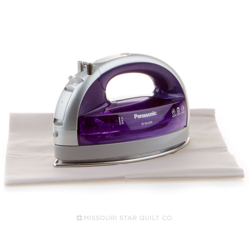 Panasonic 360 Freestyle Cordless Iron - Purple