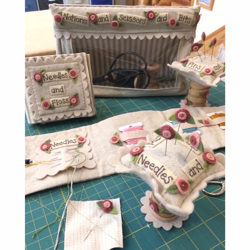 Needle, Threads & Bits Kit