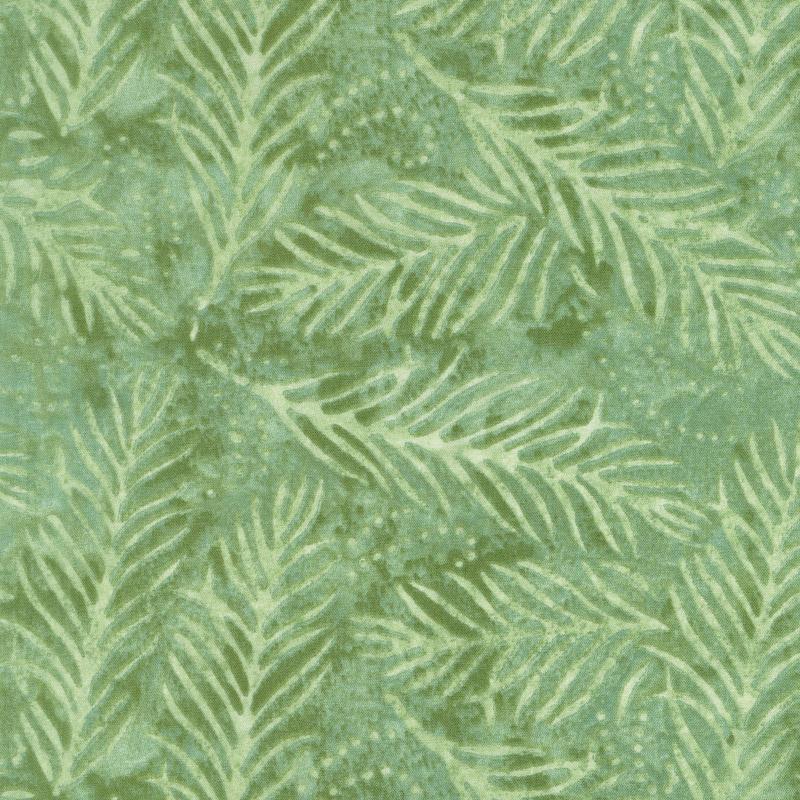 Wilmington Essentials - Delicate Fronds Light Green 108