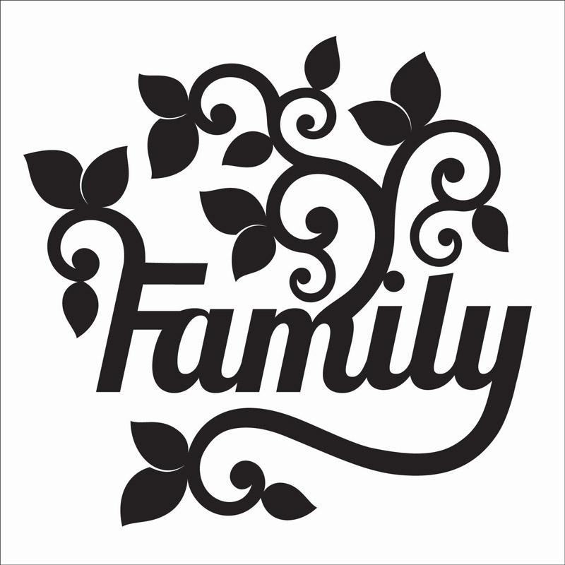 Family Silhouette Fusible Appliqu 233 Shape Urban Elementz