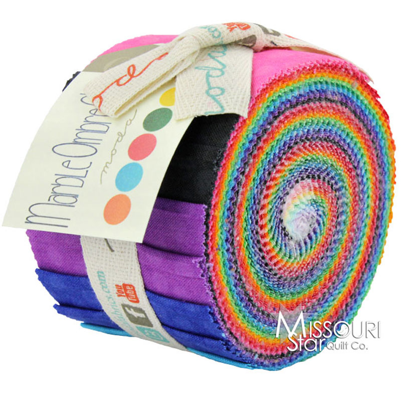 Marble Ombre Dot Junior Jelly Roll