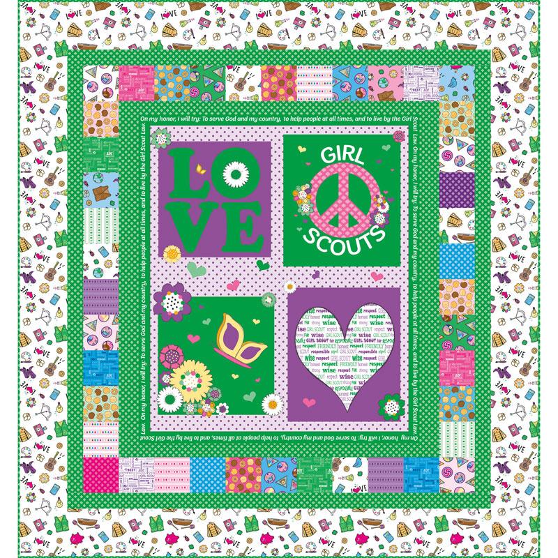 Girl Scouts Kit