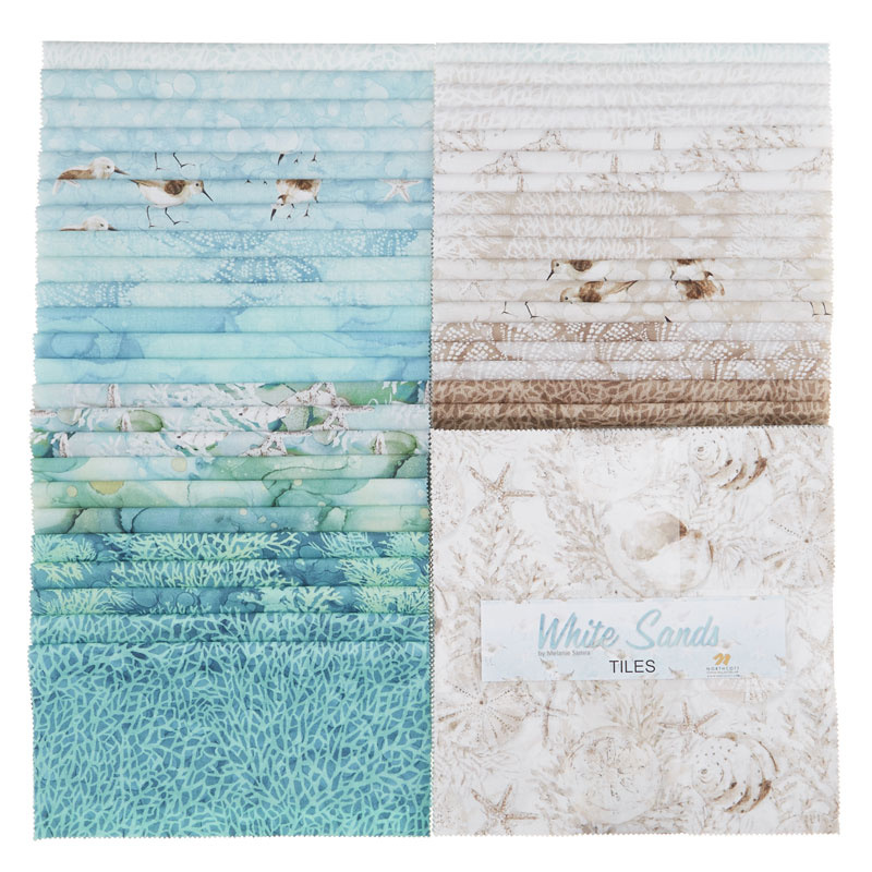 White Sands Digitally Printed Tiles