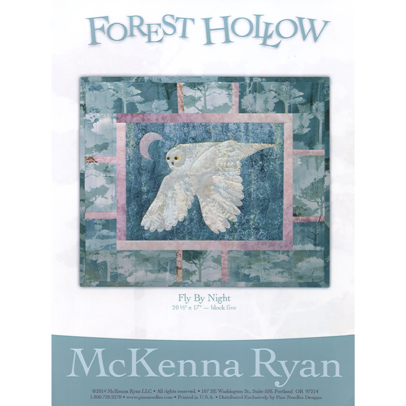 Fly By Night Pattern Mckenna Ryan Mckenna Ryan