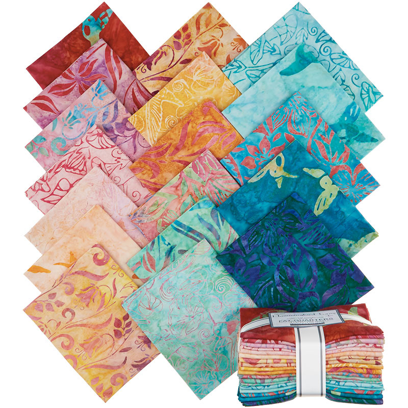 Artisan Batiks Priced Per Yard Capri Robert Kaufman Lunn Studios Regal 3
