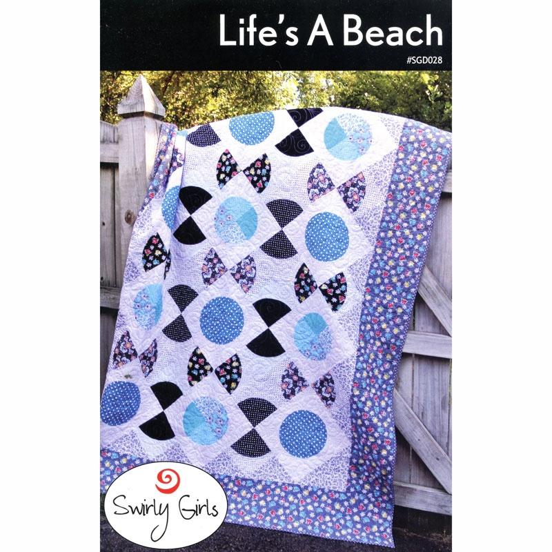 Life's A Beach Pattern