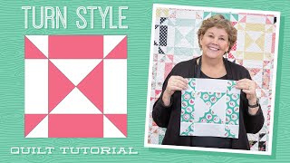 Turn Style Quilt Tutorial
