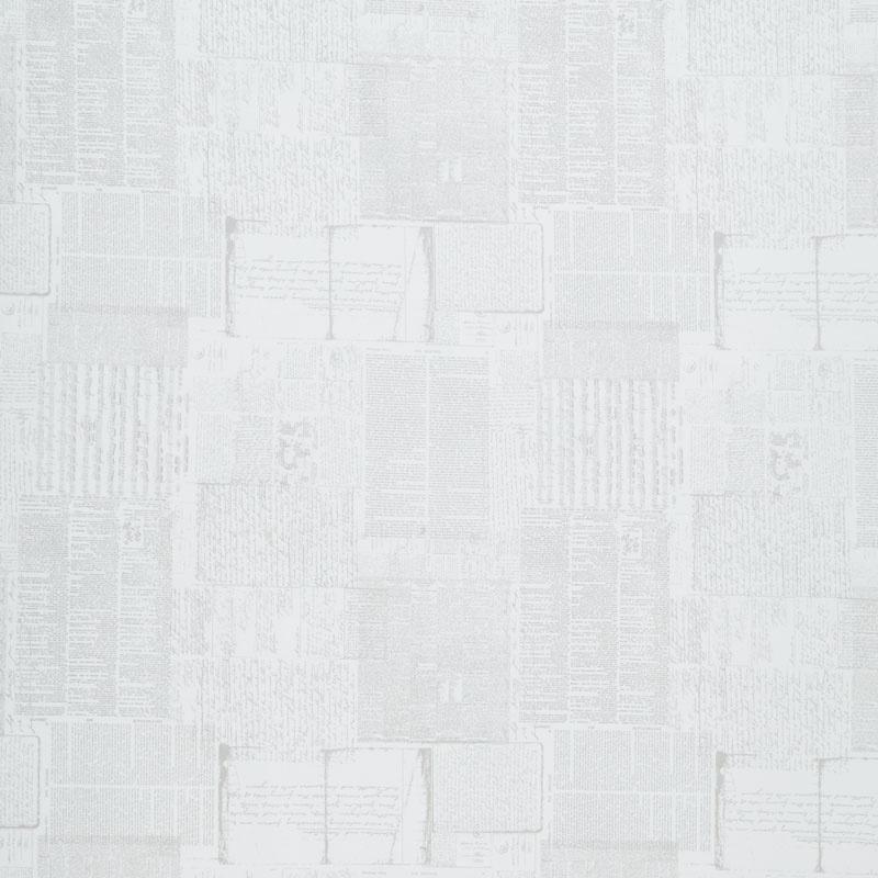 Abbie - Text Gray Yardage