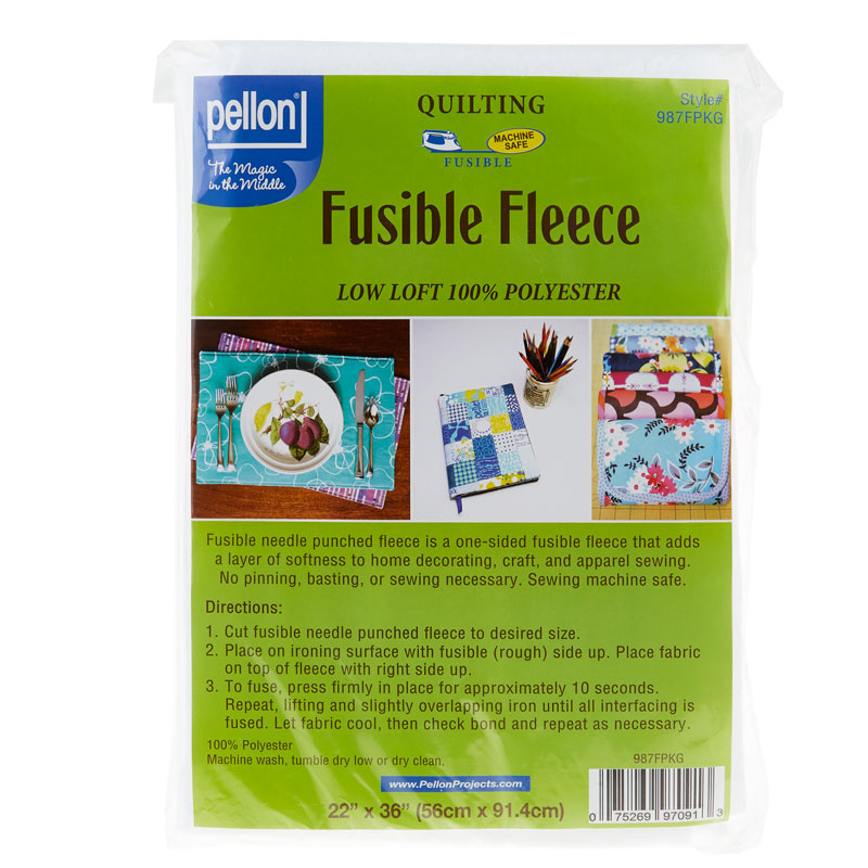 Pellon Fusible Fleece 22