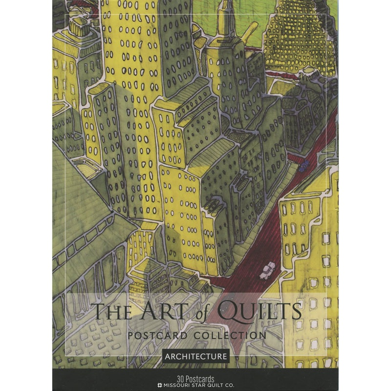 Art of Quilts Postcards - Architexture