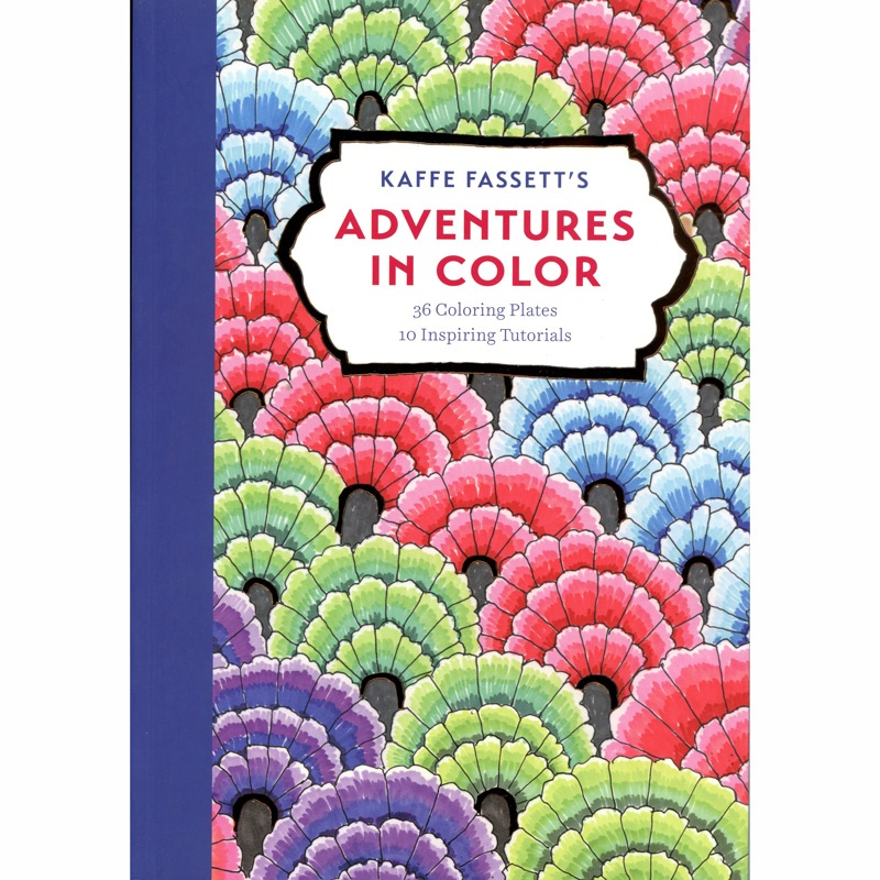 Kaffe Fassett Adventures in Color Book