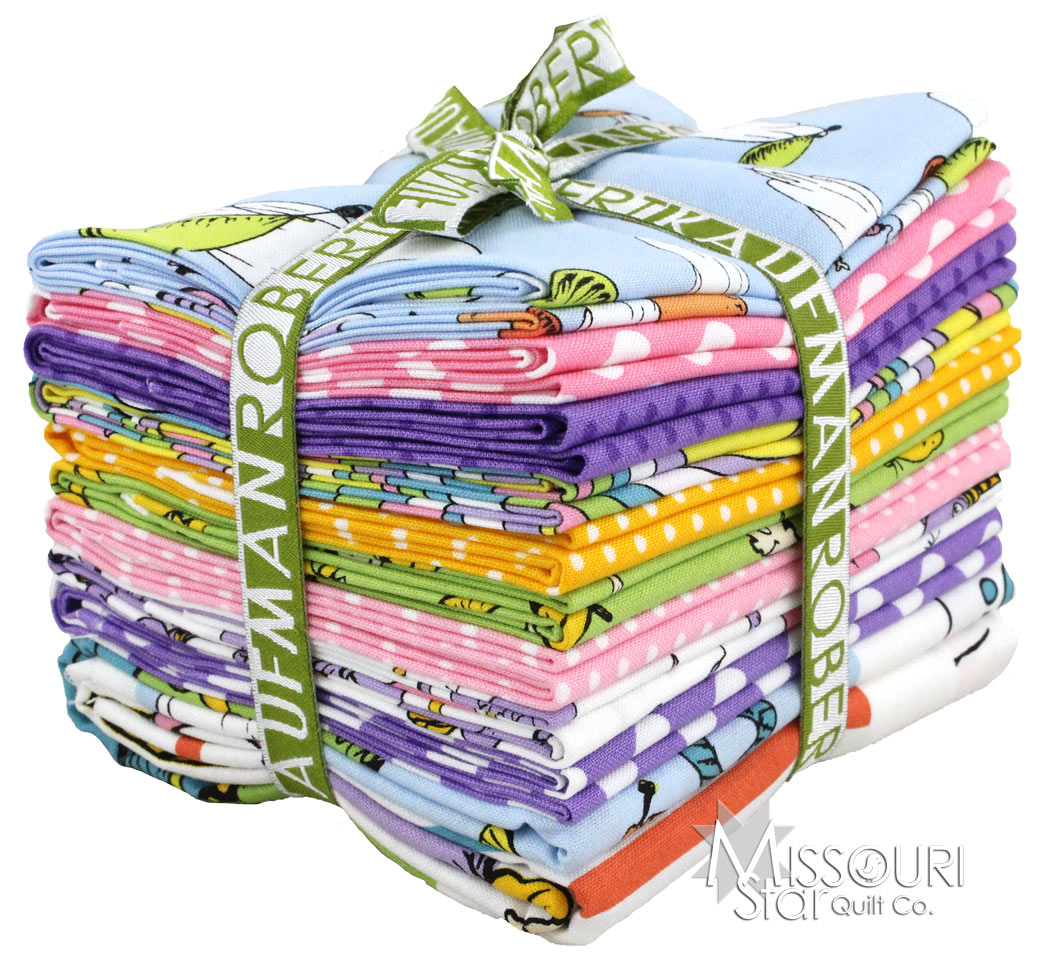 Oh The Places Youll Go Rainbow Girl Colorstory Fat Quarter Bundle