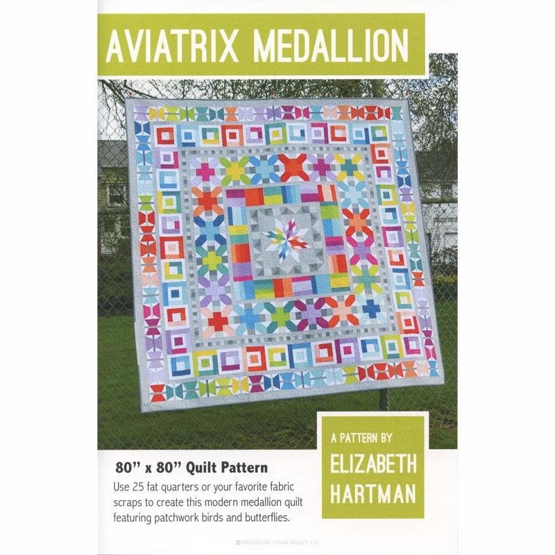 Aviatrix Medallion Pattern - Elizabeth Hartman - Elizabeth Hartman ... : aviatrix medallion quilt - Adamdwight.com