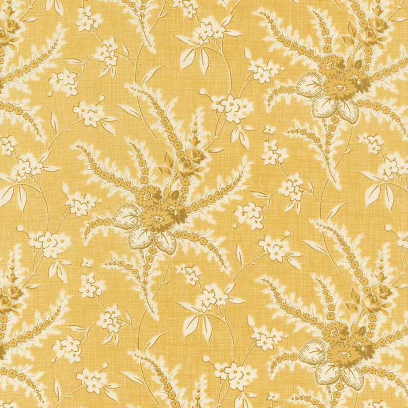 Susanna's Scraps - Legacy Buttercup Yardage