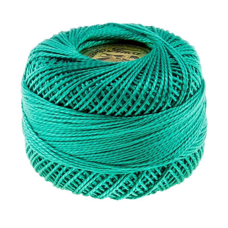 Presencia Perle Cotton Thread Size 8 Dark Seagreen