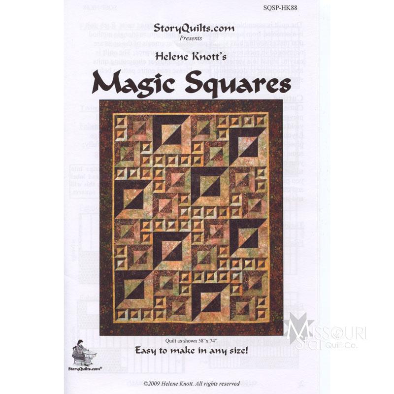 Magic Squares Pattern