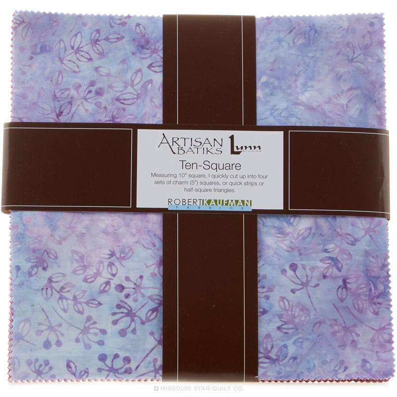 Artisan Batiks - Blossom Ten Squares