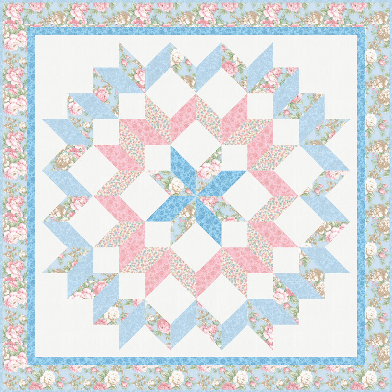 Floral Kaleidoscope Kit