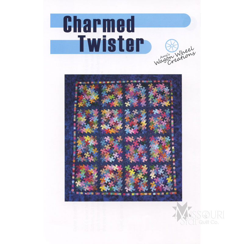Charmed Twister Pattern