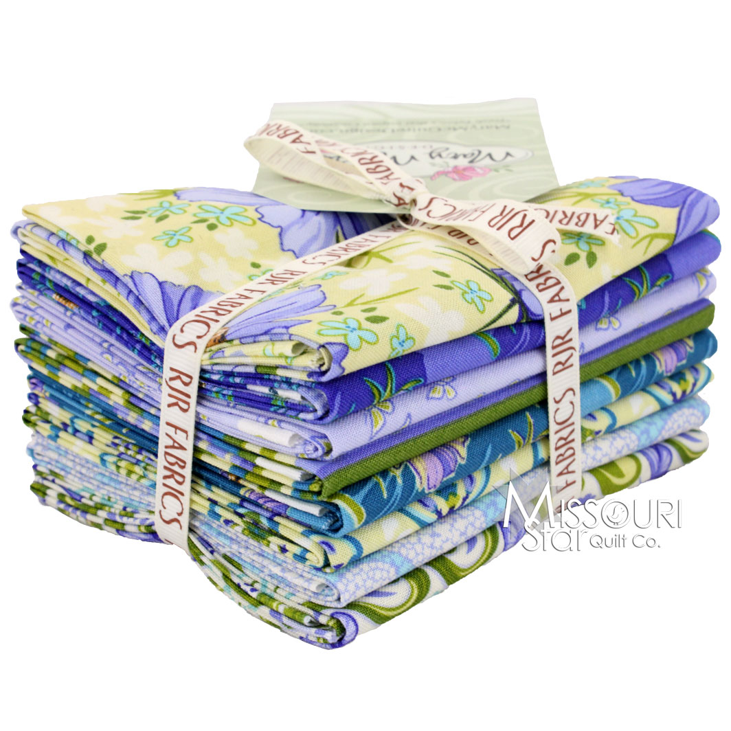 Grace Lavender Fat Quarter Bundle