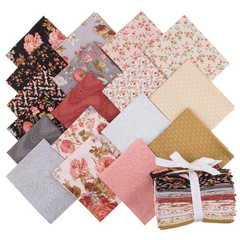 Impromptu Mix Fat Quarter Bundle Faye Burgos Marcus Fabrics