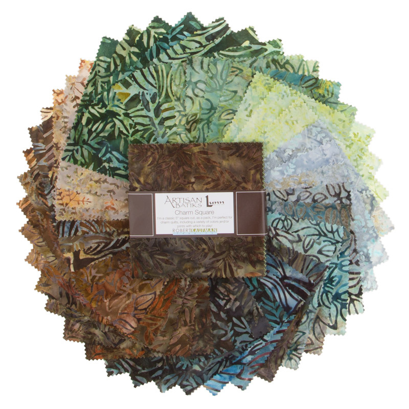 Artisan Batiks - Grove 3 Charm Pack