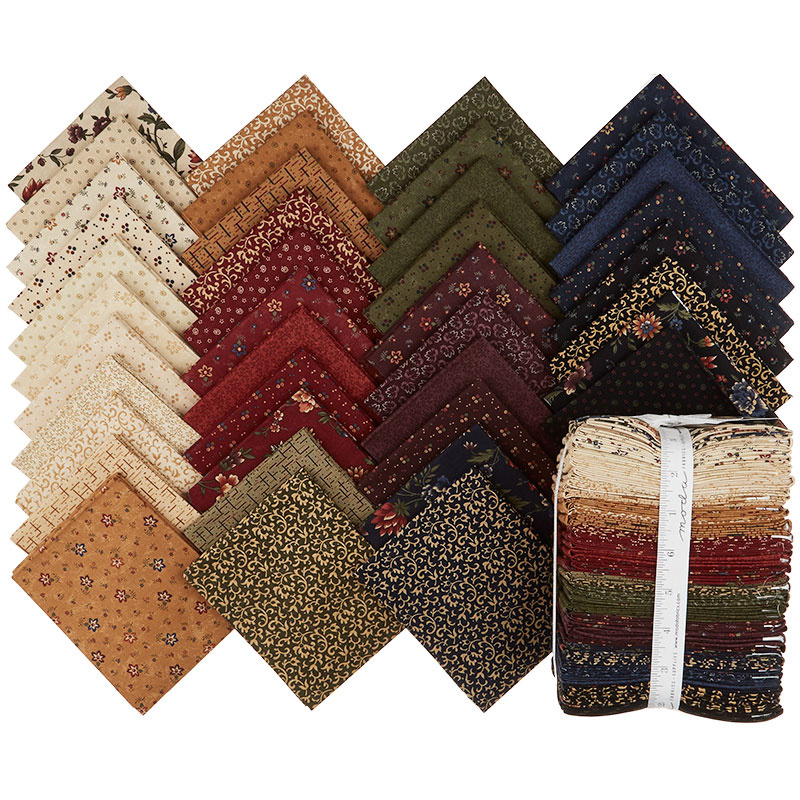 Through the Years Fat Quarter Bundle