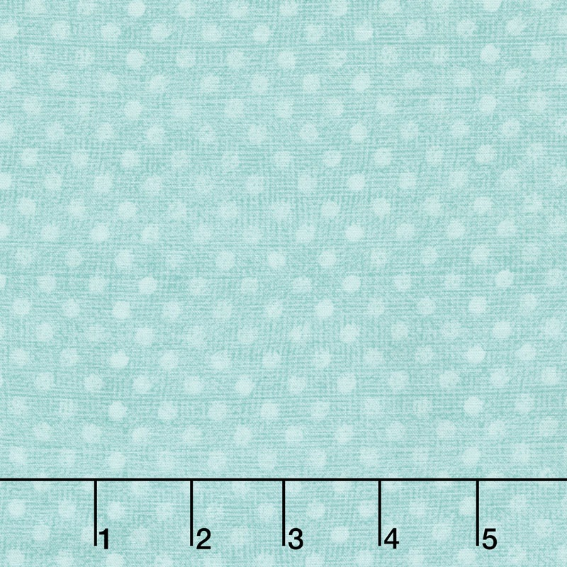 Wilmington Essentials - Dotsy Turquoise 108