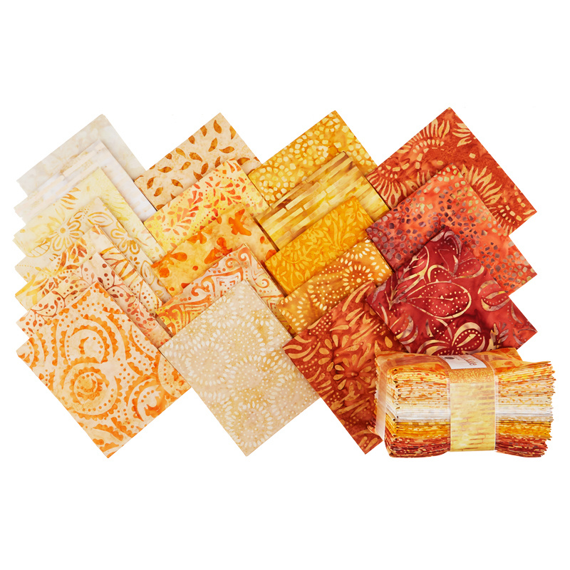 Golden State Batiks Fat Quarter Jewels