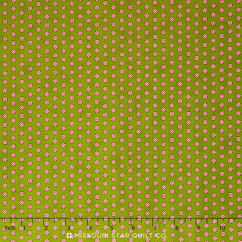 The Cookie Exchange - Peppermints Grass Yardage