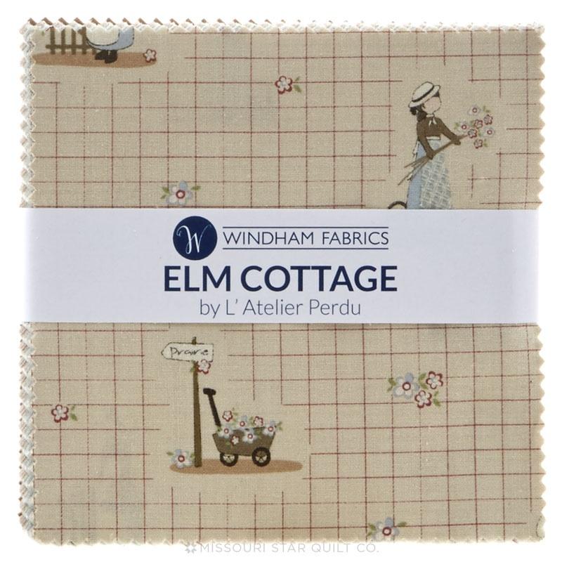 Elm Cottage Charm Pack