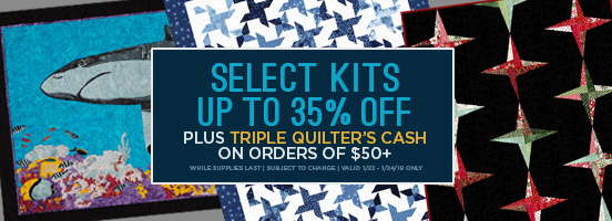 Save up to 35% Off Select Kits